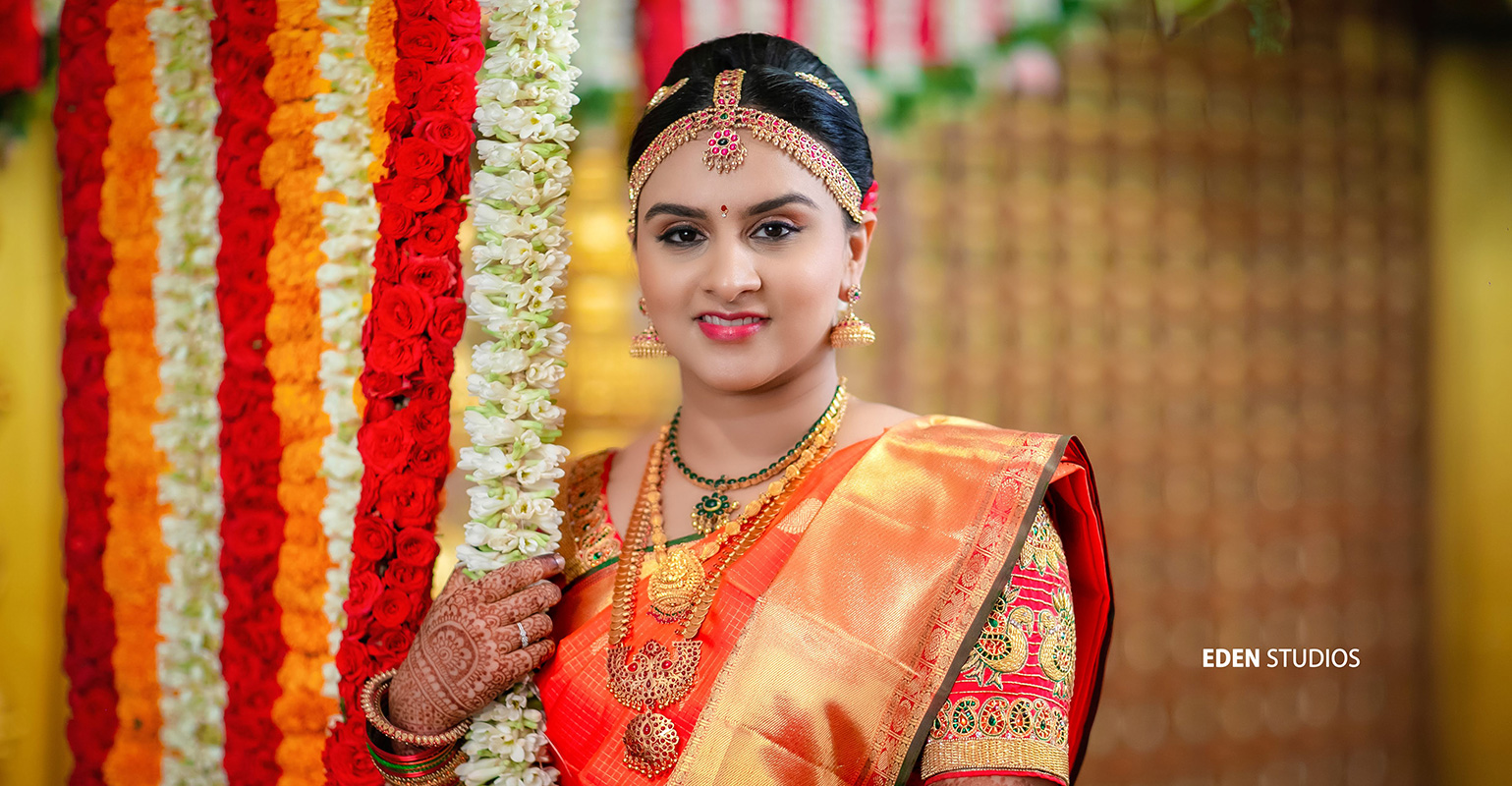 Bridal Makeup Artist in Coimbatore, Wedding Makeup Artist in